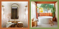 bathroom inspiration Bathroom Gallery, The White Company, Outdoor Rooms, Elle Decor, Design Firms, White Paints, Bathroom Inspiration, White Walls, Decoration