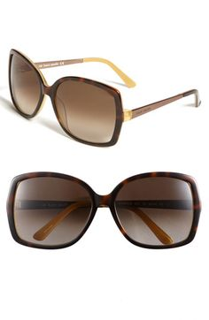 kate+spade+new+york+'darryl'+59mm+sunglasses+available+at+#Nordstrom