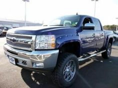 Lifted 2013 Chevy Silverado 1500 Southern Comfort Conversion
