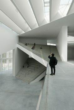 Gallery - Minsheng Contemporary Art Museum / Studio Pei-Zhu - 10