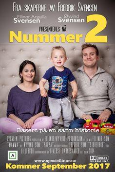 Pregnancy announcement norwegian movie poster