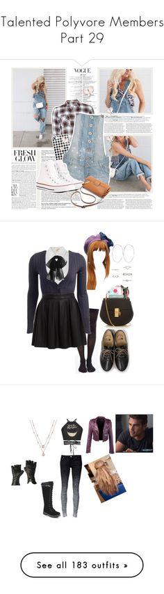 """""""❤Talented Polyvore Members❤ Part 29"""" by l33l on Polyvore featuring Dorothy Perkins, Parisian, Converse, Ray-Ban, Bite, Trish McEvoy, Urban Outfitters, 3LAB, Chicnova Fashion and NARS Cosmetics"""