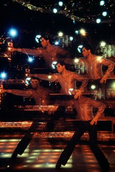 Saturday Night Fever, 1977