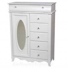 Shop for a Disney Princess White Nightstand at Rooms To Go Kids
