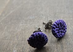 zsazsazsu: Crochet Earrings