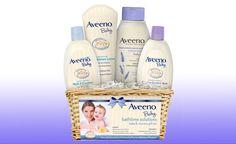 @luxuryspot Aveeno Baby Bathtime Solutions Gift Set