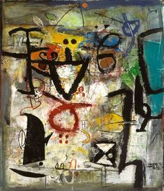 wosene kosrof paintings   Wosene Worke Kosrof - The Majlis Gallery - Haven for Artists AND Art ...