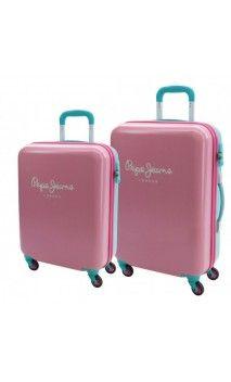 Maletas Pepe Jeans Bicolor Pink