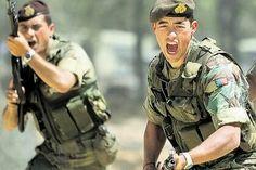 Exército Português - Que os muitos por ser poucos não temamos!