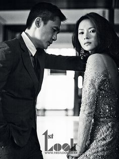 Tony Leung & Zhang Ziyi for First Look, Vol. 47