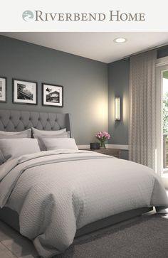Small Master Bedroom, Master Bedroom Design, Home Decor Bedroom, Teen Bedroom, White Bedroom, Budget Bedroom, Girl Bedrooms, Master Bedrooms, Bedroom Designs