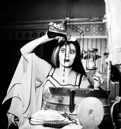 Lily Munster attempting to recreate the taste of a Mumbo? Good luck with that. Perhaps after the Argonne Lab provides its analysis you'll have a better idea what ingredients go into it.
