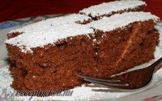 Kakaós kevert süti recept fotóval