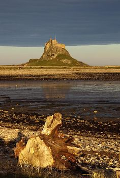 Lindisfarne, Northumberland, England A Castle On The Tidal Island Also Known As Holy Island Northumberland England, Great North, Northern England, North East England, Holiday Places, Newcastle, Great Britain, Monument Valley, Scenery