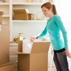 How to #pack for Your big #move