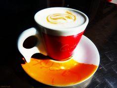 Sabores e suspiros da vida: Acorda, toma um café,