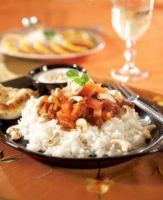 Broileria tikka masala | Intia | Pirkka #food #India