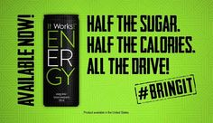 need a boost of energy and dont want all sugar or calories? Try it works energy drinks It Works Global, My It Works, Lose Weight Quick, Health And Beauty, Health And Wellness, Natural Energy Drinks, It Works Distributor, Independent Distributor, It Works Products