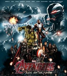 Avengers: Age of Ultron 2015 Download 300mb