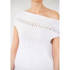 White blouse by Eblonko
