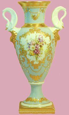beautiful vase by Barbara Jensen