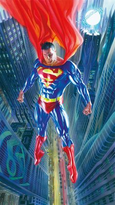Superman: Man of Tomorrow by Alex Ross.