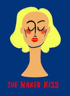 virginie-morgand:  The Naked Kiss de Samuel Fuller (1964)