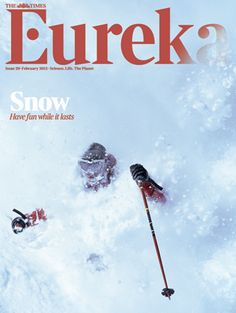 Eureka, a Times supplement, and other works by Matt Curtis
