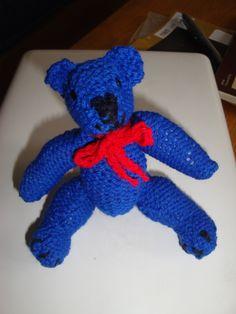 Teddy Bear Rattle