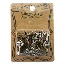 Charmalong™ Key Charms by Bead Landing™