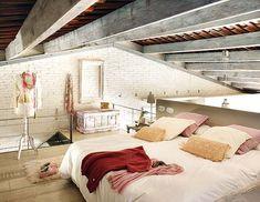 Unique Vintage Details in a Fascinating Apartment Near Barcelona  #apartment #vintage #interior