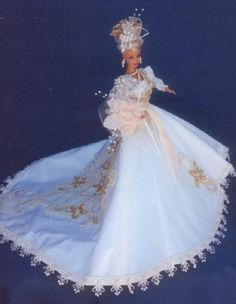 OOAK Doll  & Bride Fashion by Karen glammourdoll -Winner BMAA Contest