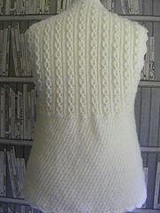 Ravelry: Modesty Vest Top pattern by maybebaby designs