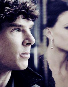Sherlock and Irene comparisons - A Scandal In Belgravia