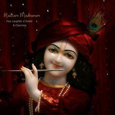 Anyone beautiful than Him? Yashoda Krishna, Radha Krishna Holi, Iskcon Krishna, Krishna Leela, Jai Shree Krishna, Cute Krishna, Radha Rani, Krishna Art, Radhe Krishna