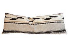 Navajo     Weaving Pillow on OneKingsLane.com
