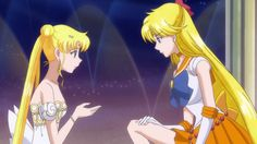 Sailor Moon Crystal  Screenshot