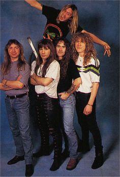 Maiden - 1992
