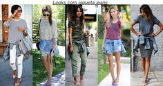 276d73781 9 melhores imagens de Verão | Roupas casuais, Roupas da moda e Moda ...