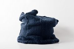 Gomitoli Magici: Scaldacollo da uomo fatto a maglia