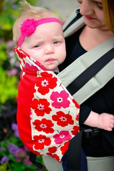 37f0fa48b44 03 30 16 Red Poppies with Koolnit Best Baby Carrier