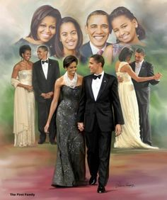 The First Family by Wishum Gregory