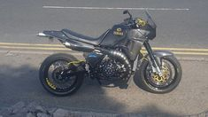 The Black Knight Returns TDR V4 500 LC / RSK2Stroke