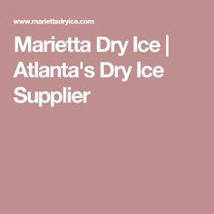 Marietta Dry Ice   Atlanta's Dry Ice Supplier