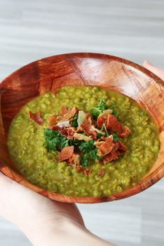 Harry Potter Fans Know to Eat This Leaky Cauldron Pea Soup (Before It Eats Them)