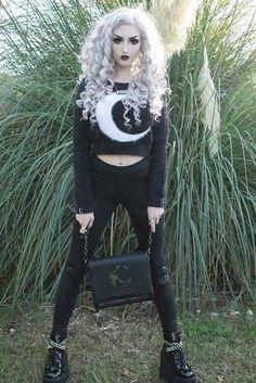 Obsidian Kerttu That hair! More