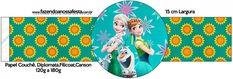 Porta Guardanapos Frozen Fever