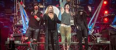 Motley Crue:The End il film documentario sul Final Tour, il 23 novembre al cinema