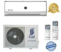 The D Air Conditioning Company is a full-service HVAC contractor. We have over 20 years of experience. We specialize in ductless mini split and central air. Air Conditioning Companies, Energy Efficiency, Home Appliances, The Unit, Mini, Free Shipping, House Appliances