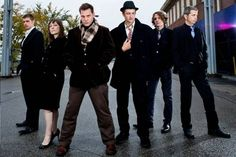 The Tossers will appear at the 2014 Irish Fest. Irish Fest is July 11, 12 and 13..